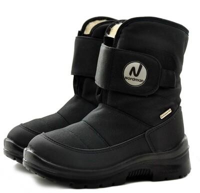 2-035-B01 (черный) Мембрана Nordman Next оптом, размеры 27-31