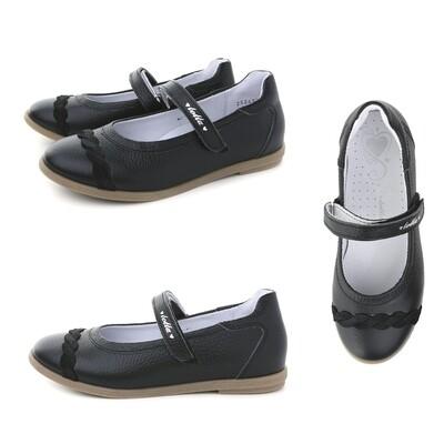 30001/2-КП-02 (черный) Туфли ТОТТА, размеры 31-36