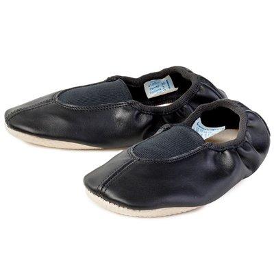 612002-02_33 черный туфли дорожные школьные нат. кожа 33-6