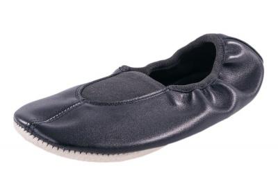 412002-02_30 черный туфли дорожные дошкольные нат. кожа 30-6