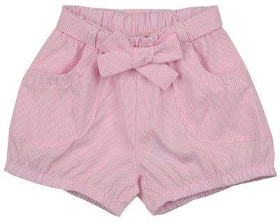 UD 4538(1)розов  Mini Maxi Шорты для девочки (98-122см)