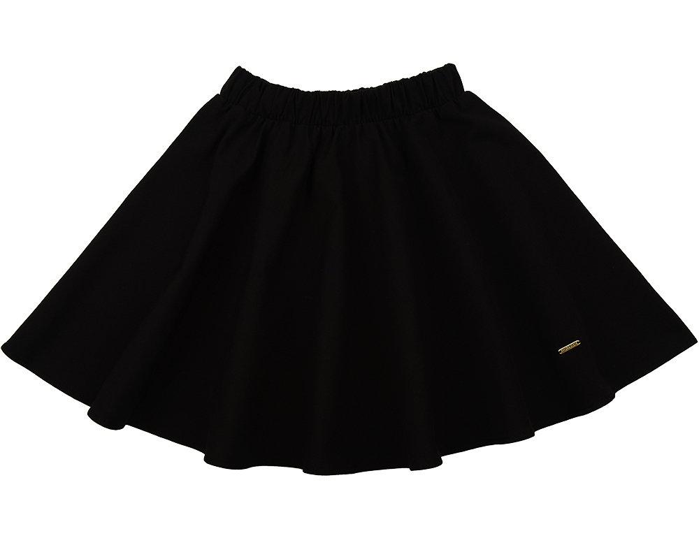 UD 4788(1)черный  Fifteen Юбка (128-146см)