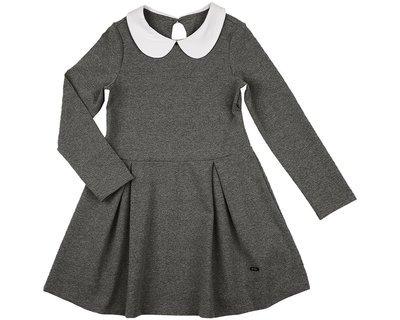 Платье (122-146см) UD 4966(2)графит