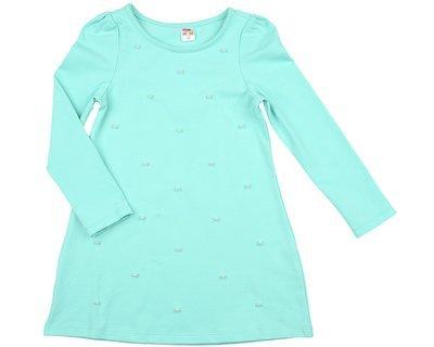 Платье (98-122см) UD 6001(1)бирюза