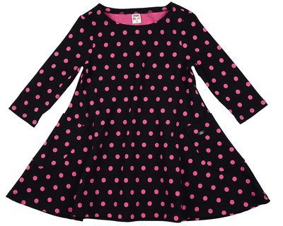 Платье (98-122см) UD 6067(1)горох