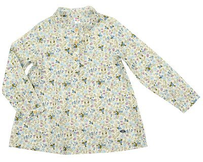 Платье (туника) (98-122см) UD 6065(2)кас/голуб