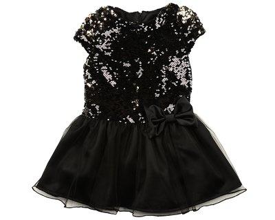 Платье (98-122см) UD 6174(1)черный