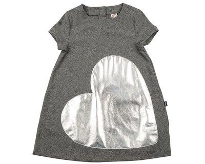 Платье (92-116см) UD 6198(1)графит