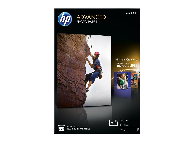 Papiers photos HP