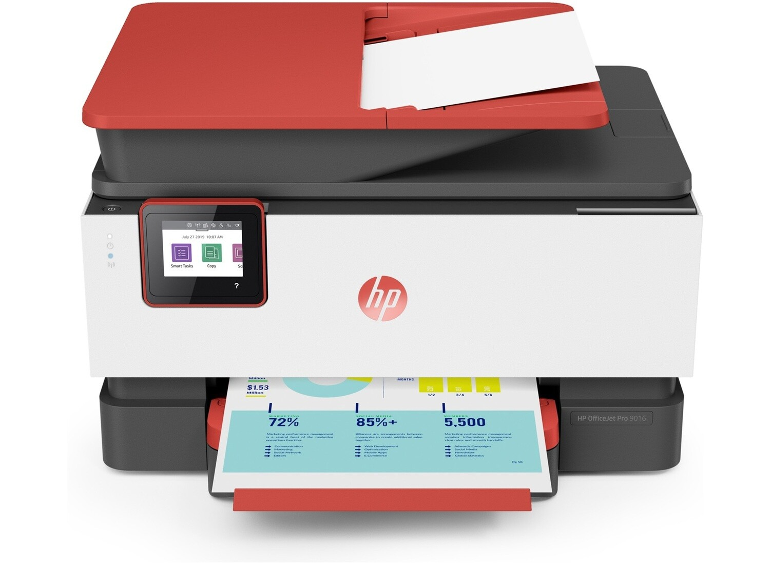 Imprimante tout-en-un HP OfficeJet Pro 9016