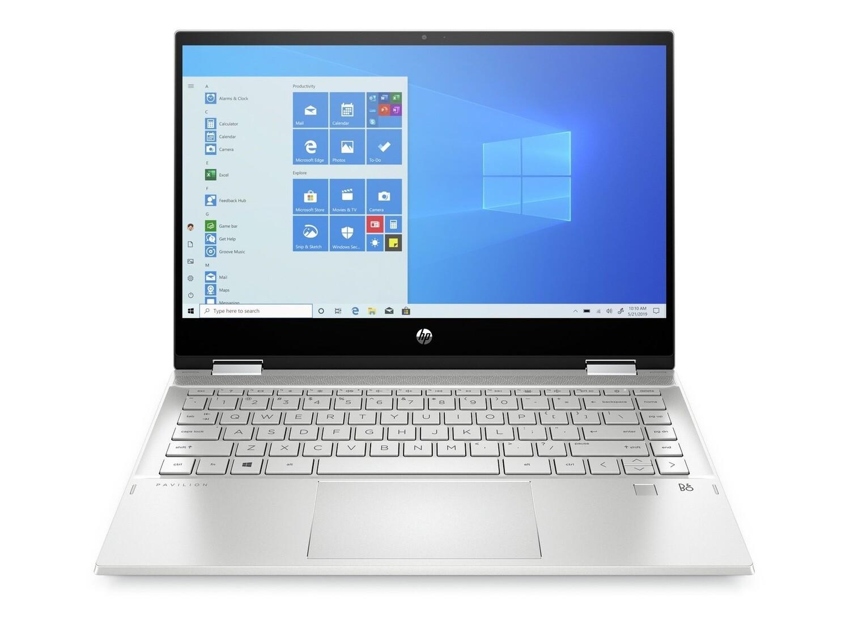 """HP Pavilion x360 convertible (Intel Core i3, 14"""", 4 Go, 128 Go SSD, Win 10)"""