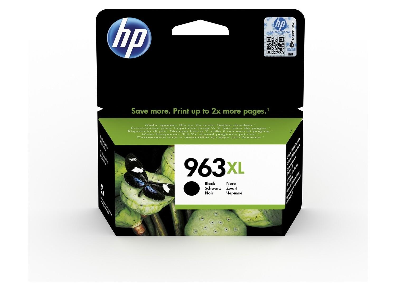 Cartouches d'encres originales HP 963