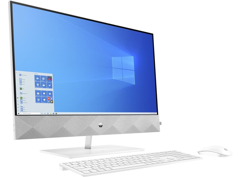 """HP Pavilion tout-en-un 27"""" (Intel Core i5, 8 Go, 512 Go SSD, Win 10)"""