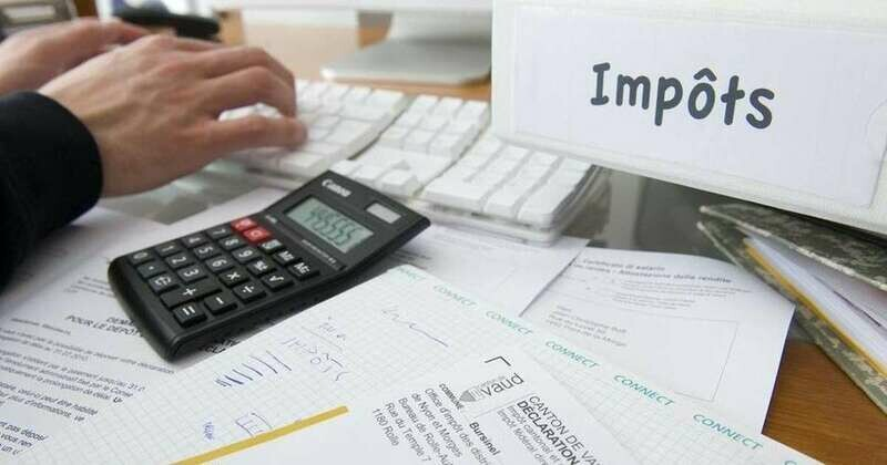 Déclaration d'impôts personnes physiques