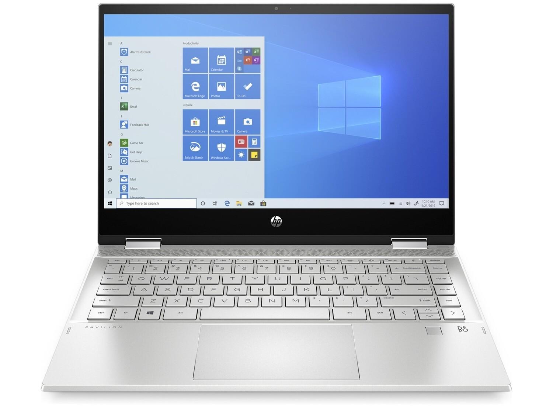 "HP Pavilion x360 Convertible 14"" i7,  256 Gb, Windows 10"