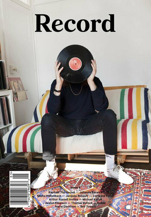 Record Culture Magazine Issue 5, 2018