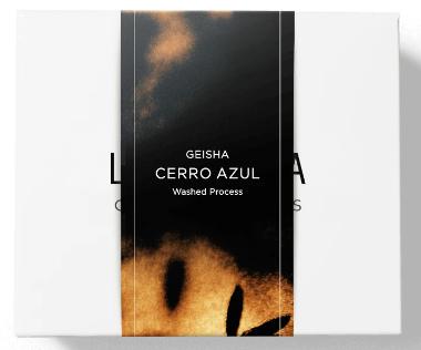 Cerro Azul Gesha Washed - Colombia