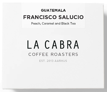 Guatemala - Francisco Salucio