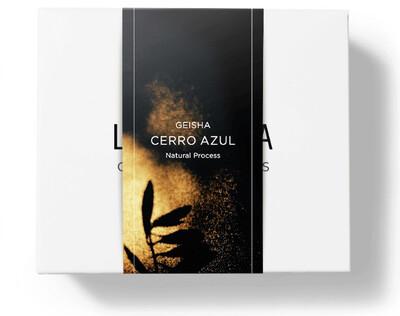 Gesha Cerro Azul Natural - Colombia