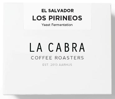 El Salvador - Los Pirineos Yeast Fermentation