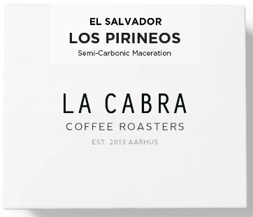 El Salvador - Los Pirineos Semi-Carbonic Maceration