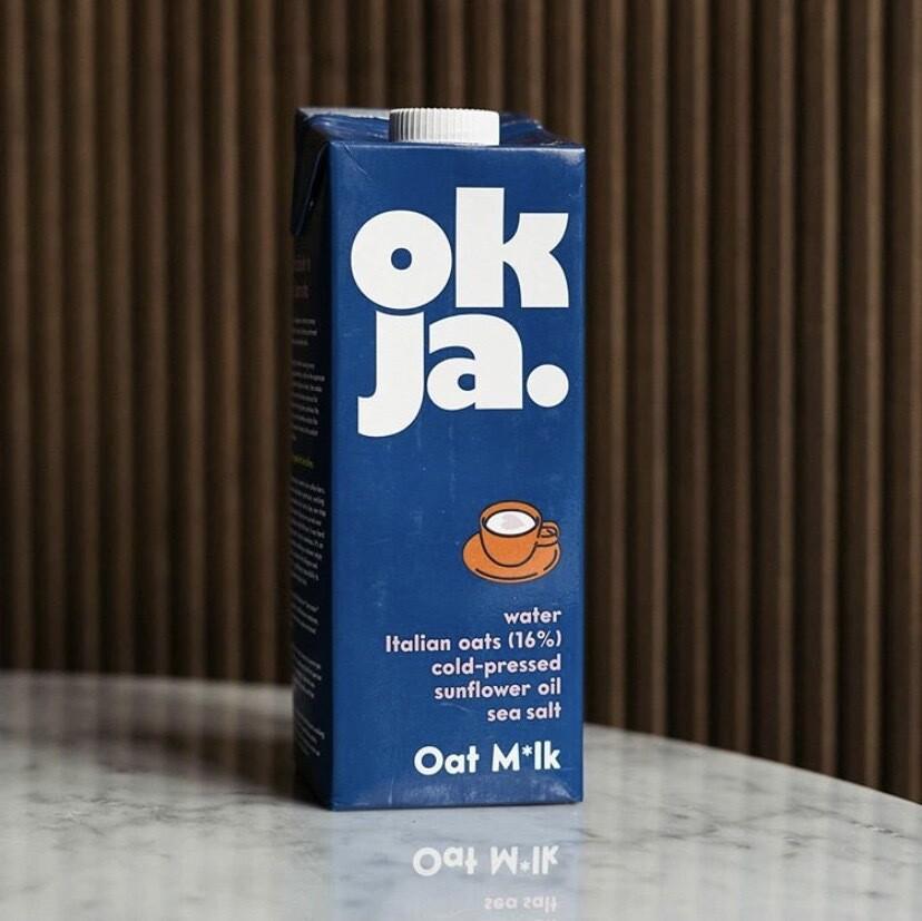 OKja Leche de avena - 1L