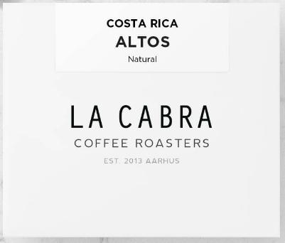 Costa Rica - Altos Natural