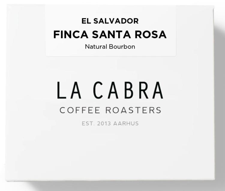 El Salvador - Finca Santa Rosa Natural Bourbon
