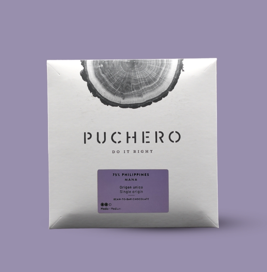 75% Chocolate FILIPINAS Paquibato