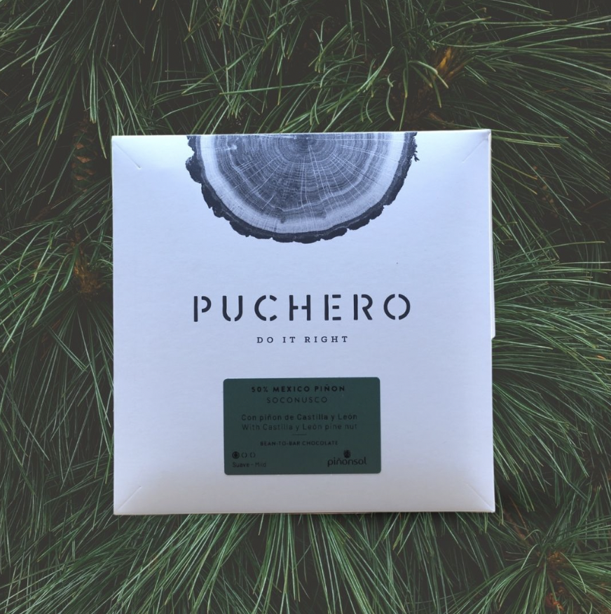 50% Chocolate MEXICO PIÑON SOCONUSCO