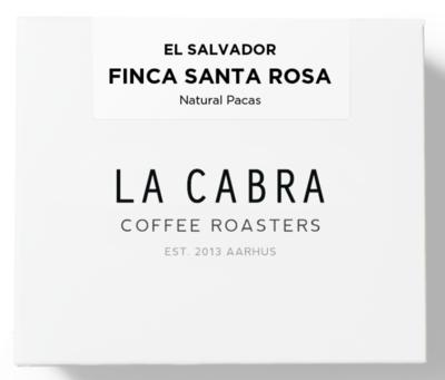 El Salvador - Finca Santa Rosa Natural Pacas