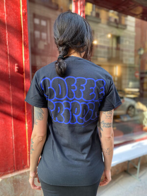 COFFEE TRIPPIN' t-shirt