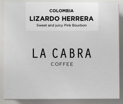 Colombia - Lizardo Herrera Pink Bourbon
