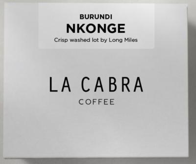 Burundi - Nkonge Washed