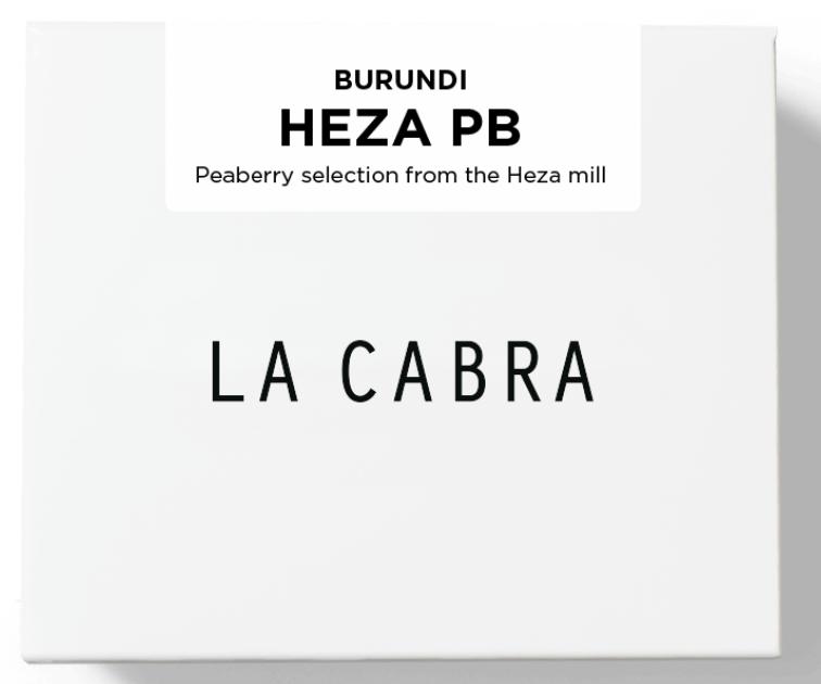 Burundi - Heza PB