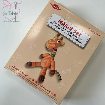 Giraffe Kleiber Crochet Toy Kit