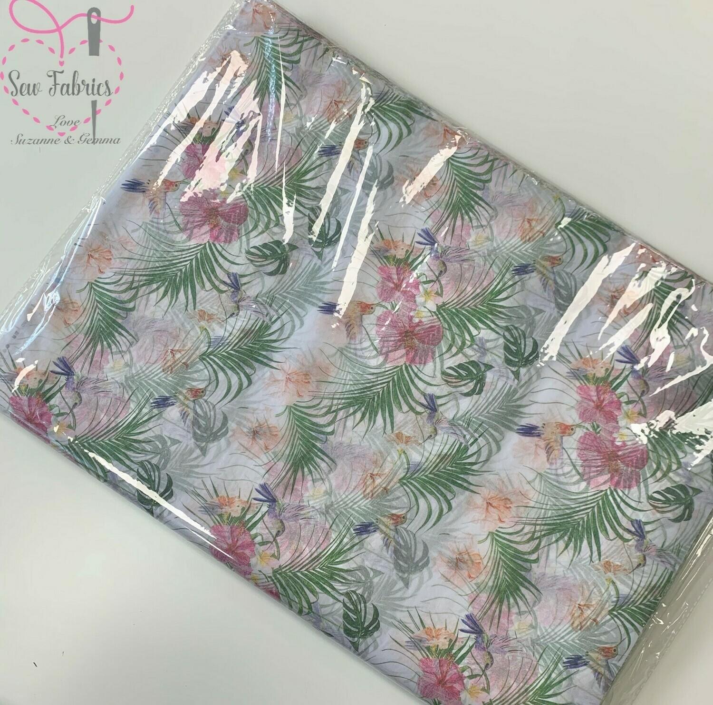 Rainforest Tissue Paper, Bulk Pack of 100 Sheets, 50x75cms