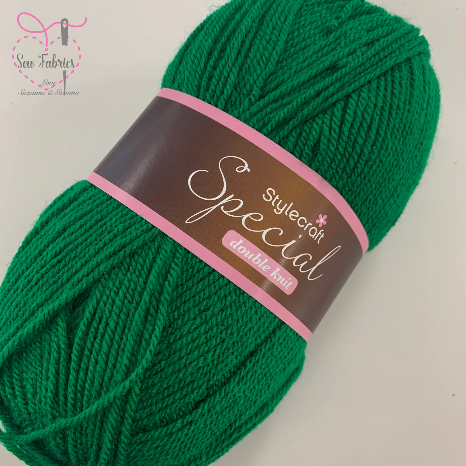 Stylecraft Special DK 100% Premium Acrylic Wool - Green  Buy More Than 1 Ball & Get 30% Off With Code STYLE30
