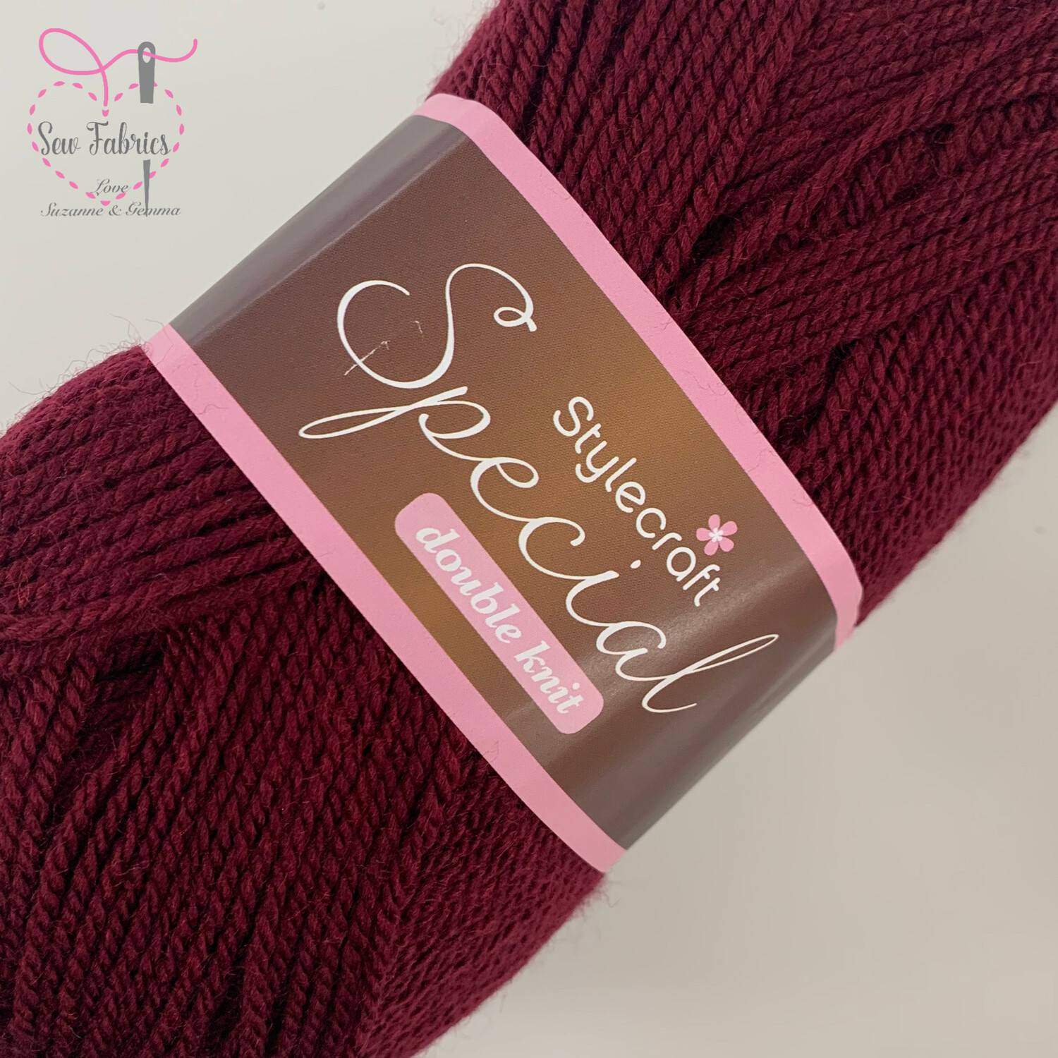 Stylecraft Special DK 100% Premium Acrylic Wool - Burgundy  Buy More Than 1 Ball & Get 30% Off With Code STYLE30
