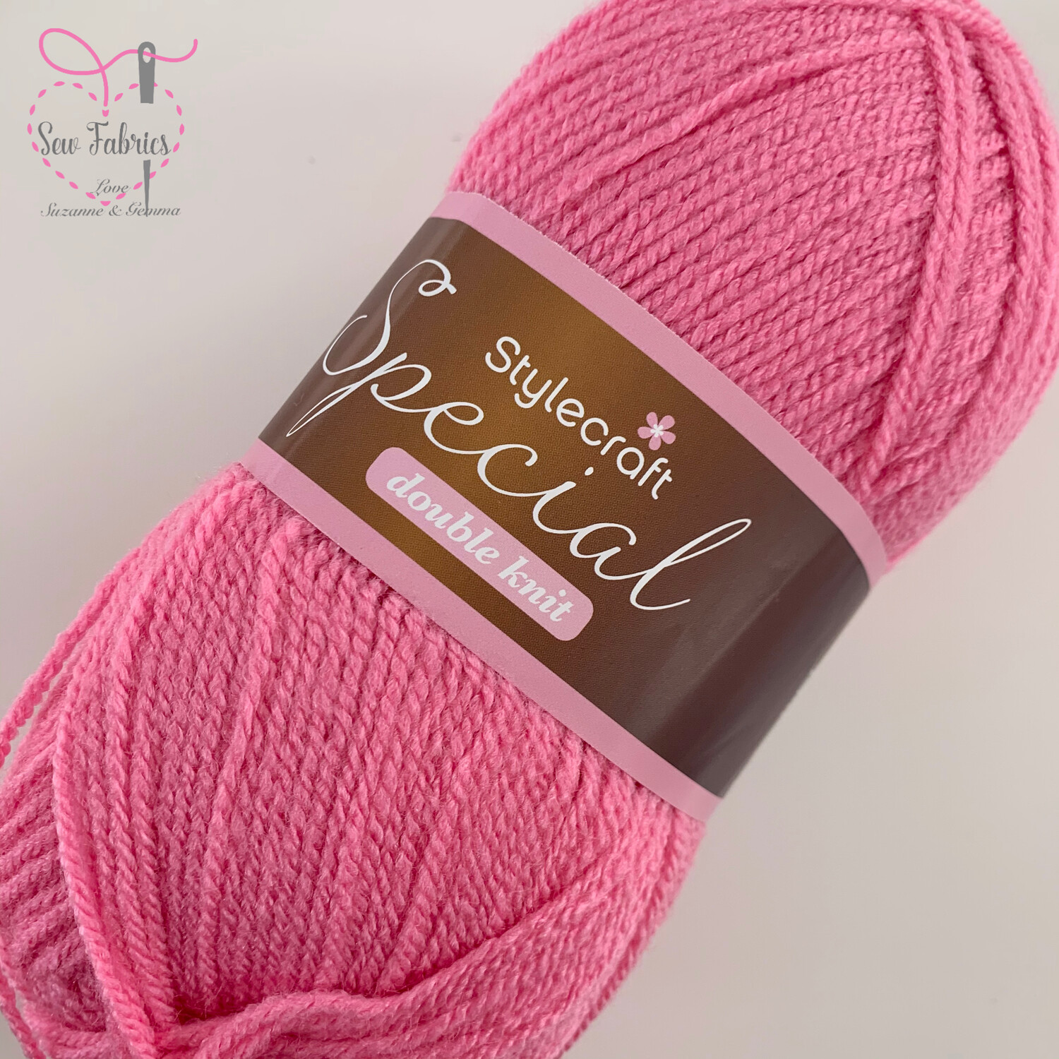 Stylecraft Special DK 100% Premium Acrylic Wool - Raspberry  Buy More Than 1 Ball & Get 30% Off With Code STYLE30