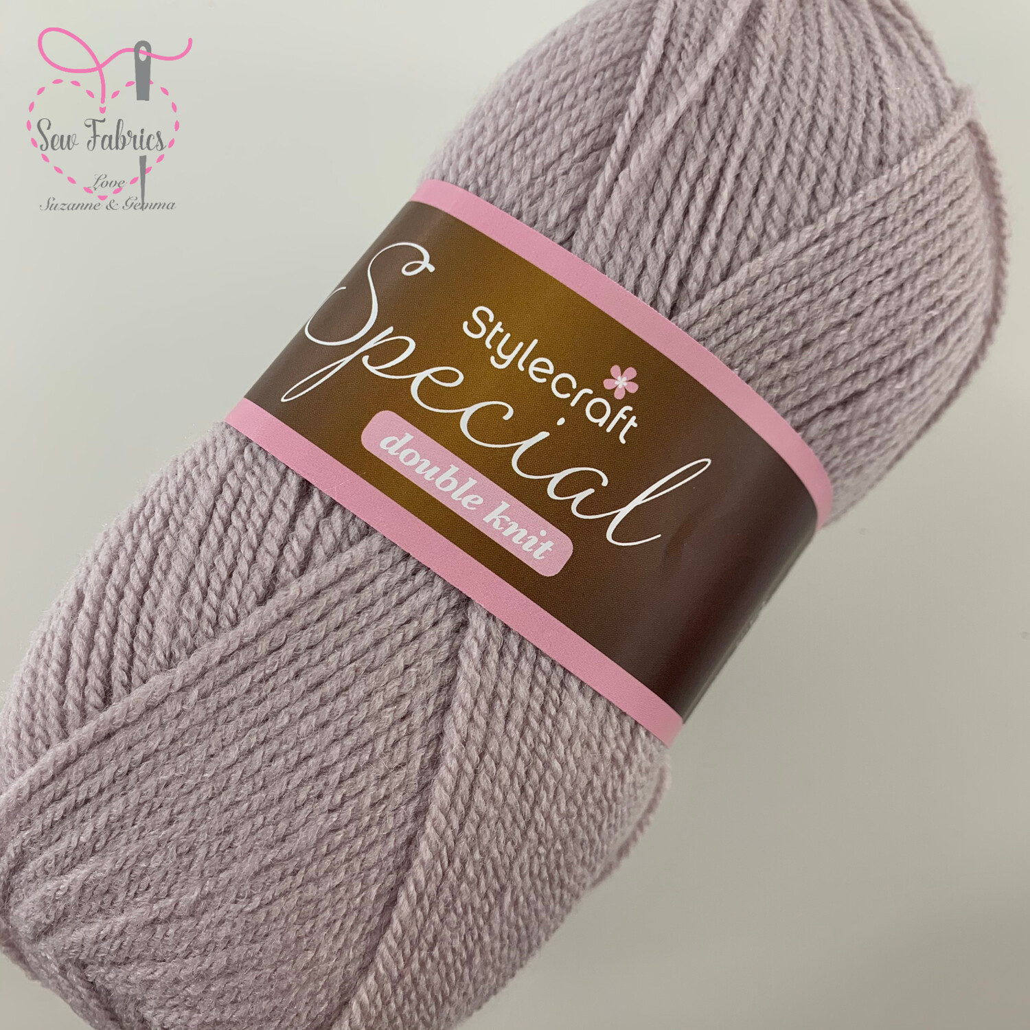 Stylecraft Special DK 100% Premium Acrylic Wool - Mushroom  Buy More Than 1 Ball & Get 30% Off With Code STYLE30