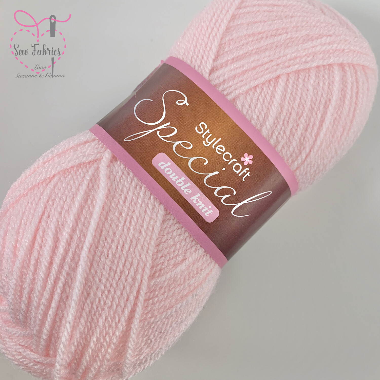 Stylecraft Special DK 100% Premium Acrylic Wool - Soft Peach  Buy More Than 1 Ball & Get 30% Off With Code STYLE30