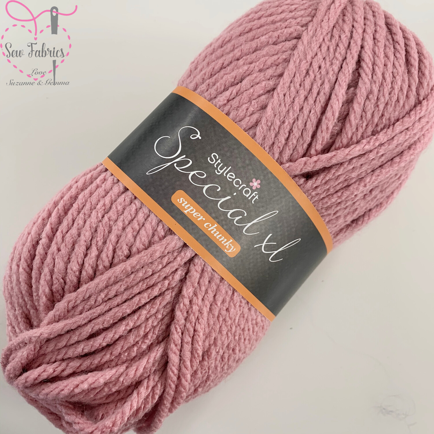 Stylecraft Special XL Super Chunky 100% Premium Acrylic Wool - Pale Rose  Buy More Than 1 Ball & Get 30% Off With Code STYLE30