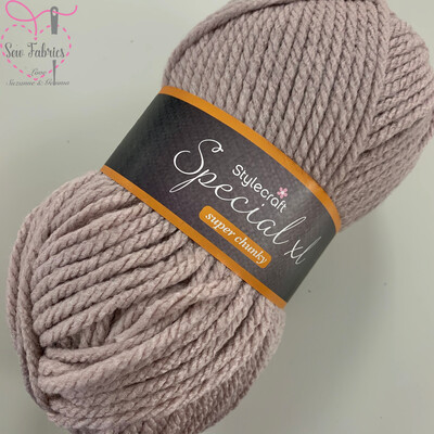 Stylecraft Special XL Super Chunky 100% Premium Acrylic Wool - Mushroom  Buy More Than 1 Ball & Get 30% Off With Code STYLE30