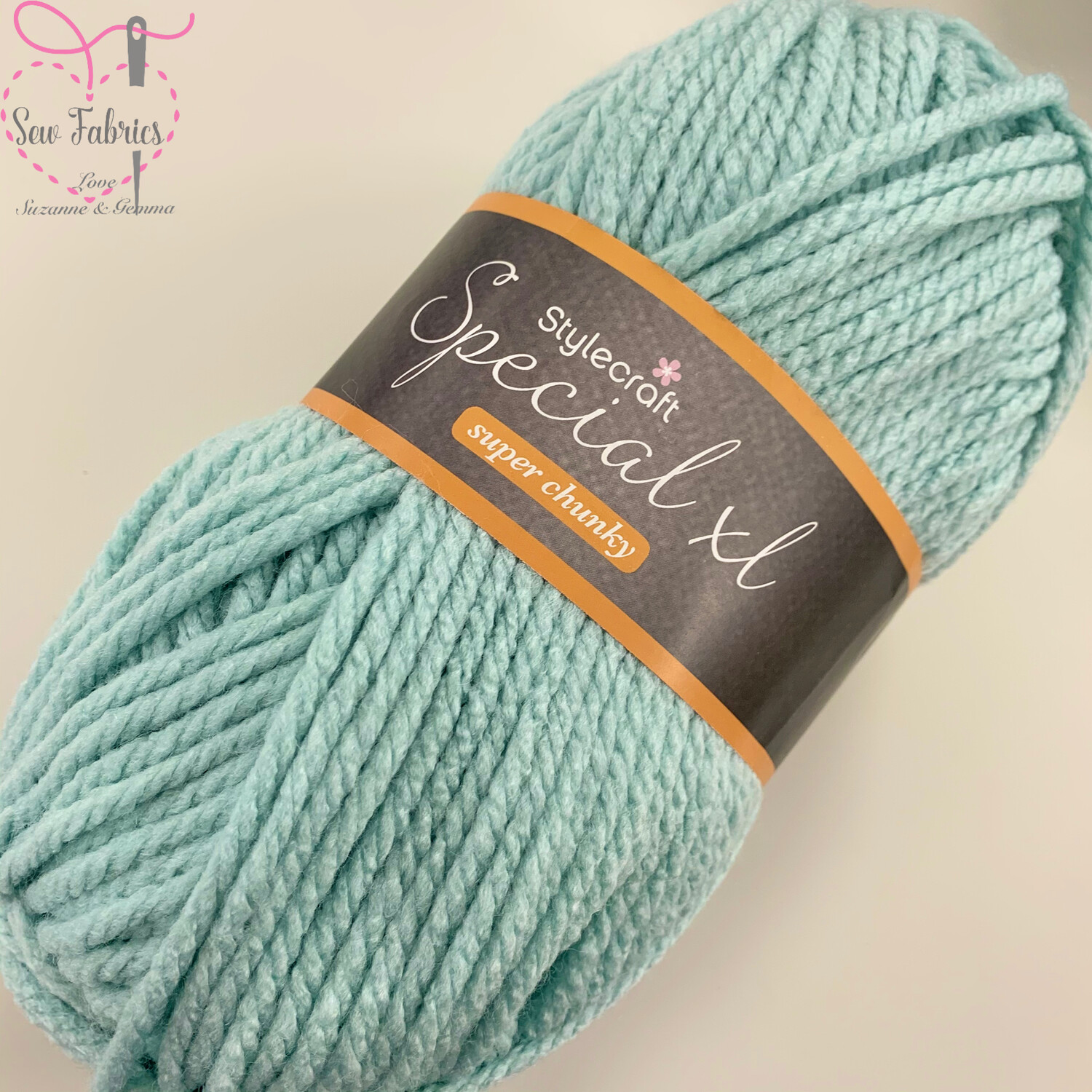 Stylecraft Special XL Super Chunky 100% Premium Acrylic Wool - Duck Egg  Buy More Than 1 Ball & Get 30% Off With Code STYLE30
