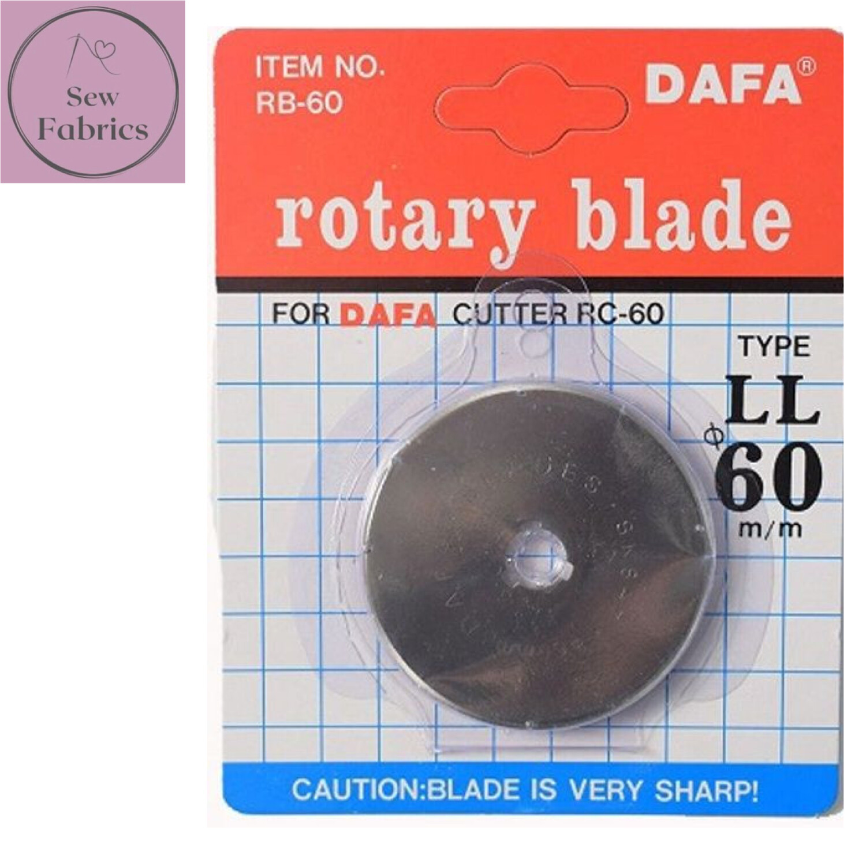 Dafa 60mm Rotary Cutter Spare Blade