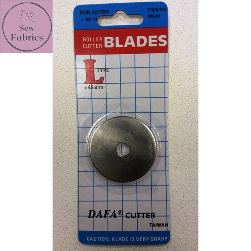 Dafa 45mm Rotary Cutter Spare Blade