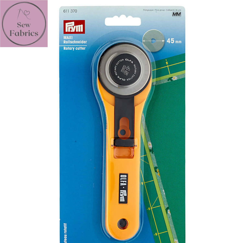 Prym Olfa Maxi 45mm Rotary Cutter