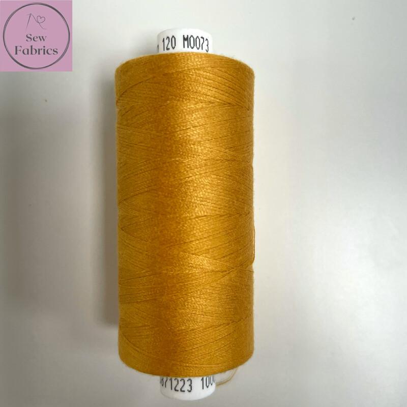 1 x 1000y Coats Moon Thread in Tan M073