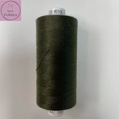 1 x 1000y Coats Moon Thread - Camouflage M106